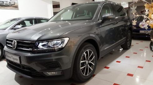 VOLKSWAGEN Tiguan 1.6 TDI BUSINESS Style BMT NUOVA
