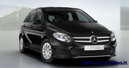 MERCEDES-BENZ B 160 B 160D EXECUTIVE
