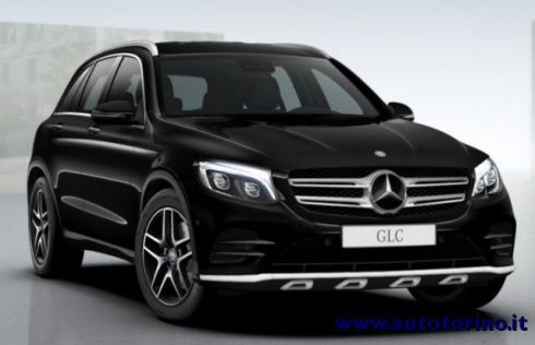 MERCEDES-BENZ GLK 220 GLC 220 d 4MATIC PREMIUM