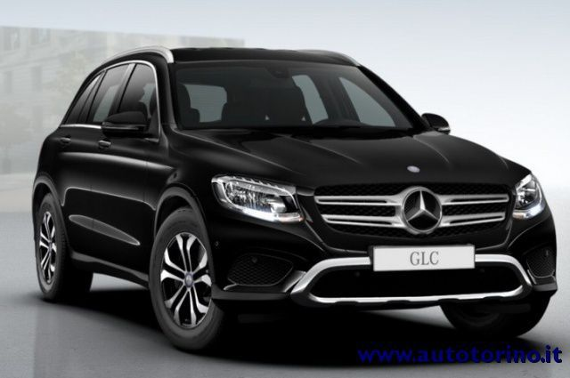 mercedes benz glc 220 d 4matic executive nuova. Black Bedroom Furniture Sets. Home Design Ideas