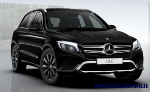 MERCEDES-BENZ GL 320 GLC 220 d 4MATIC EXCLUSIVE