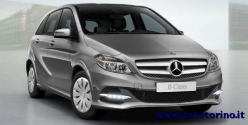 MERCEDES-BENZ B 200 B 200 NGD EXECUTIVE