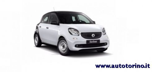 SMART ForFour Forfour 60 Twinamic Youngster
