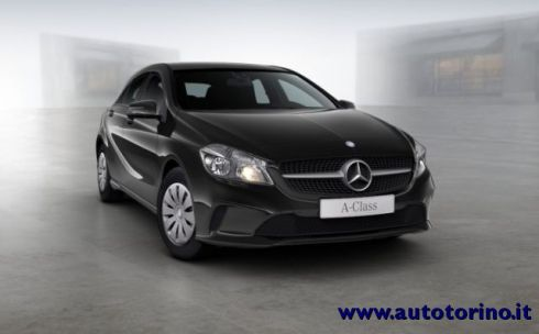 MERCEDES-BENZ A 160 A 160 D Executive