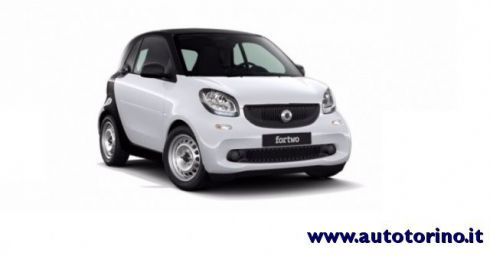 SMART ForTwo Fortwo 70 twinamic Youngster