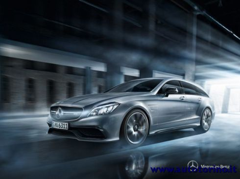 MERCEDES-BENZ CLS 400  SHOOTING BRAKE 400 SPORT