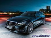 MERCEDES-BENZ E 200 E SW 200 BLUETEC EXECUTIVE Nuova