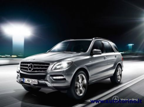 MERCEDES-BENZ ML 400 ML 400 4MATIC Sport