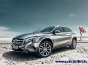 MERCEDES-BENZ GLA 180 EXECUTIVE Nuova