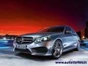 MERCEDES-BENZ E 200 BLUETEC EXECUTIVE Nuova