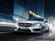 MERCEDES-BENZ CLA 180 CLA SHOOTING BRAKE 180D EXECUTIVE Nuova