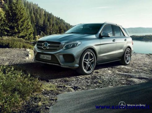 MERCEDES-BENZ GLE 250 GLE 250 d 4MATIC EXLUSIVE