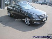 MERCEDES-BENZ C 220 C COUPÉ 220 CDI AVANTGARDE (BLUEEFF) Usata 2012