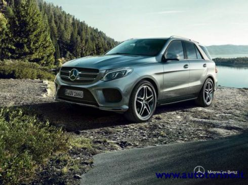 MERCEDES-BENZ GLE 400 GLE 400 4MATIC SPORT