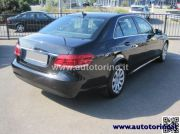 Mercedes-Benz E 200 CDI EXECUTIVE FL Usata 2013