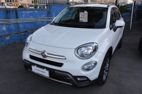 FIAT 500X 1.6 MultiJet 120 CV DCT Cross