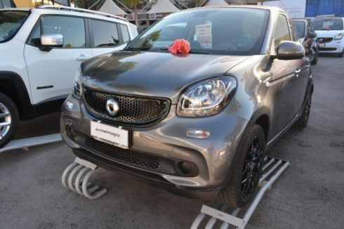 SMART ForFour 90 0.9 Turbo Twinamic Passion