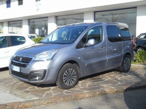 PEUGEOT Partner  Tepee BlueHDi 100 Active
