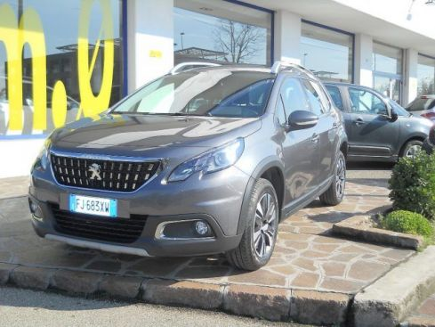 Peugeot 2008 PureTech Turbo 110 EAT6 S&S Allure