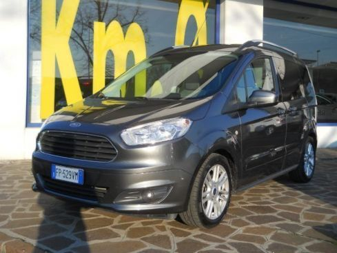 FORD Tourneo Courier 1.5 TDCI 75 CV Plus