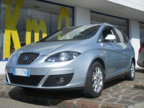 SEAT Altea XL 1.6 Style BI FUEL GPL