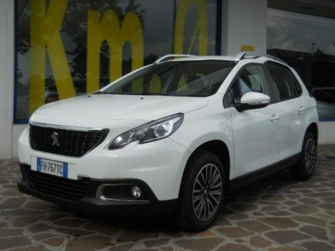 PEUGEOT 2008 BlueHDi 75 Active NEOPATENTATI