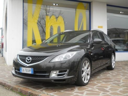 MAZDA 6 2.0 CD 16V/140CV Wag. Luxury