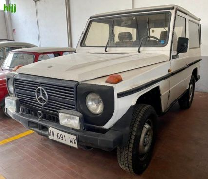 MERCEDES-BENZ G 240  240GD