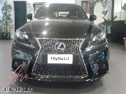 LEXUS IS 220 IS HYBRID FSPORT Nuova