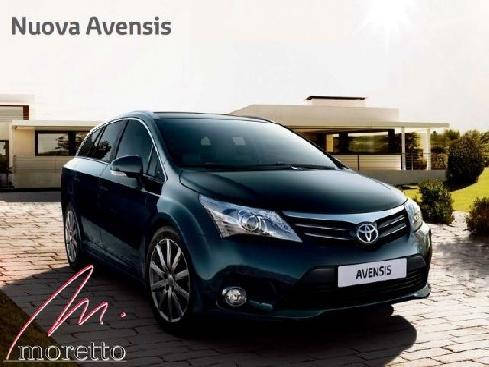 TOYOTA Avensis 2.0 D-4D Wagon Lounge