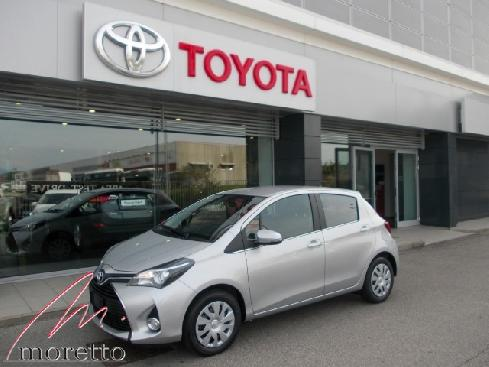 TOYOTA Yaris 1.3 5 porte Active MY15