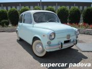 Fiat 600 BICOLORE - 600 D - INTERNI IN PELLE