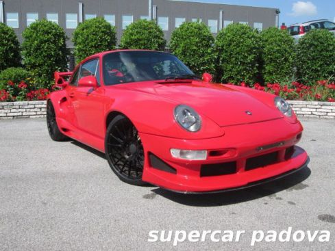 PORSCHE 993 TURBO - GEMBALLA GTR 600 - ORIGINAL - ONLY 5