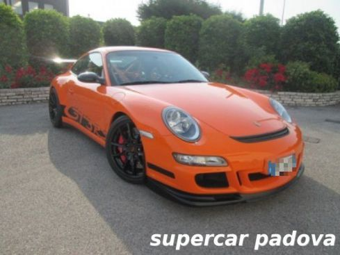 PORSCHE 997 GT3 RS - UNICO PROPRIETARIO -