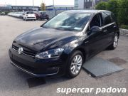 VOLKSWAGEN GOLF 1.6 TDI 110 CV 5P. LOUNGE BLUEMOTION Usata 2015