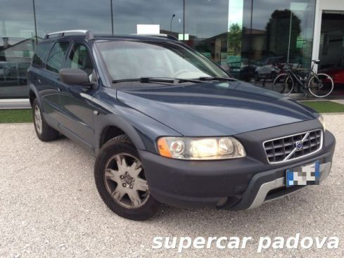 VOLVO XC70 2.4 D5 20V (163CV) cat AWD aut. CROSS COUNTRY