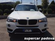 BMW X3 XDRIVE20D BUSINESS ADVANTAGE Usata 2016