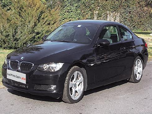 BMW 320 d cat  Coupe Eletta