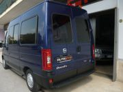FIAT DUCATO 15 2.0 METANO PANORAMA NATURAL POWER 9 POSTI Usata 2006