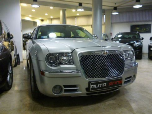 CHRYSLER 300C 2.7 V6 24V cat Sedan IMPIANTO GAS GPL
