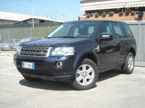 LAND ROVER Freelander 2.2 eD4 2WD S.W. S