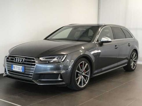 AUDI A4 S4 3.0 TFSI quattro tiptronic Business