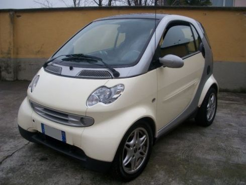 SMART ForTwo SMART AUTOMATICA DIESEL 800 PASSION