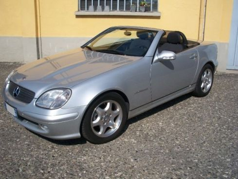 Mercedes-Benz SLK 200 cat Kompressor Evo PRONTA CONSEGNA