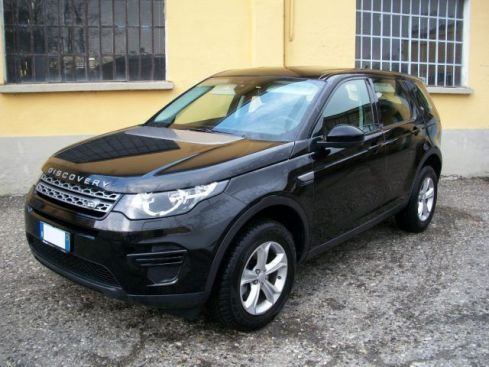 LAND ROVER Discovery Sport 2.0 TD4 150 CV 4X4 AUTOMATICA -PDC-TEL