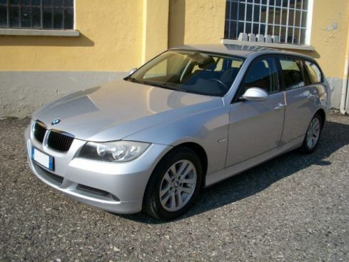 BMW 320 TOURING DIESEL 177 CV PRONTA CONSEGNA