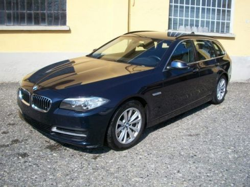 BMW 525 X DRIVE TOURING BUSINNES  AUTOMATICA