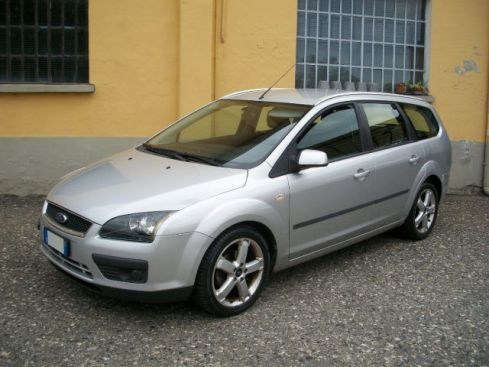 FORD Focus Station Wagon 1.6 TDCi (90CV)