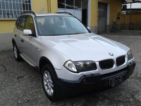 BMW X3 MANUALE  4x4 2.0d cat