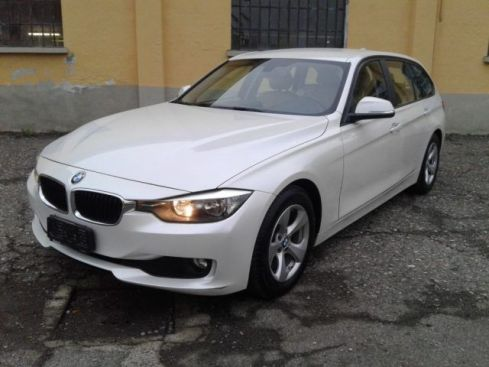 BMW 320 BLACK  FRIDAY TOURING AUTOMATICO